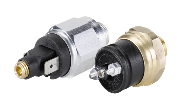 Pressure Switch for neutral gases and liquids