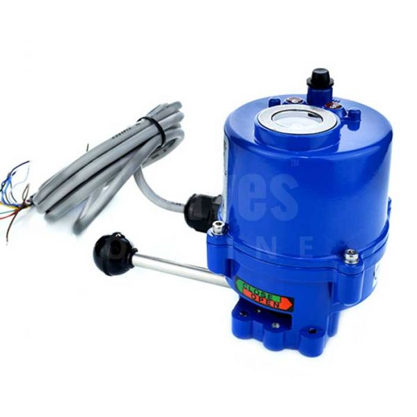 HQ003 Compact On / Off Electric Actuator - 30Nm