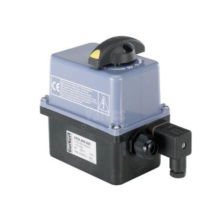 Polyamide Electric Actuator Type 3003 - 20Nm - 100Nm