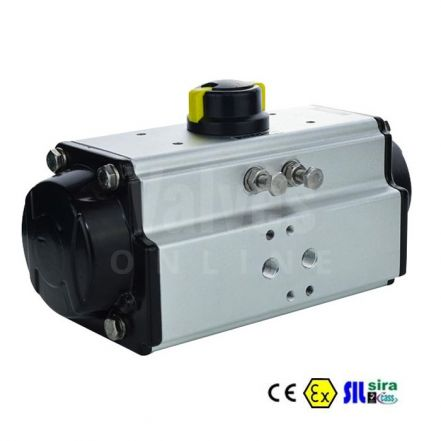 HP Pneumatic Actuator