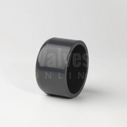 PVC Plain Inch Solvent Cap