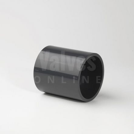 PVC Plain Inch x Metric Adaptor Socket