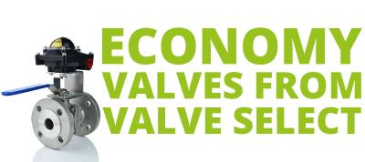 Economy Valves from Valve select