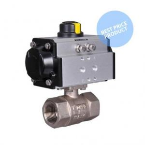 ECONOMY ACTUATED BALL VALVES