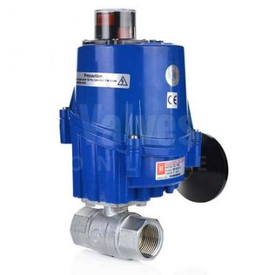 VS - Brass Electric Actuated Ball Valves