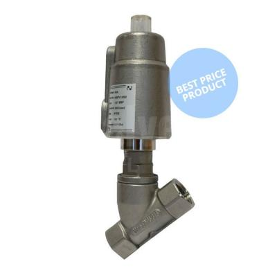 Valve Select - Actuated Angle Seat Valves