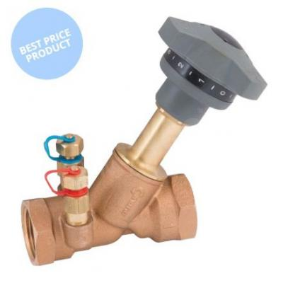 Economy Double Regulating Valves