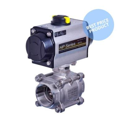 Valve Select - Pneumatic Actuated Ball Valves