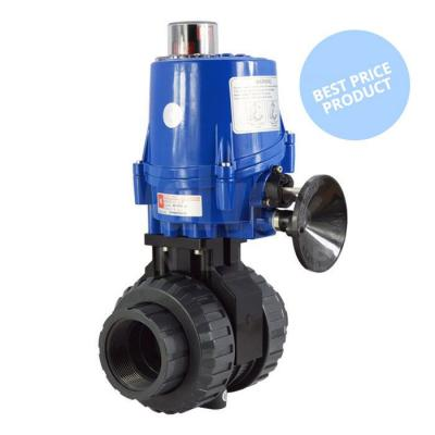 Valve Select - Electric Actuated Ball Valves