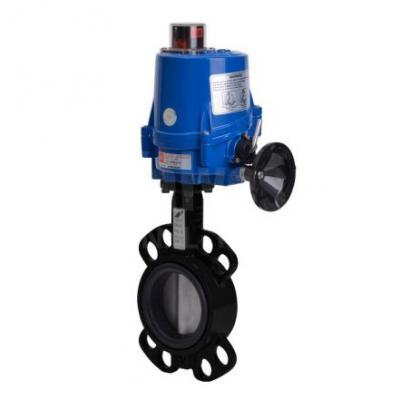 Valve Select - Electric Actuated Butterfly Valves