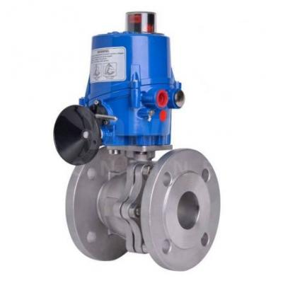 VS - Flanged Electric Actuated Ball Valves