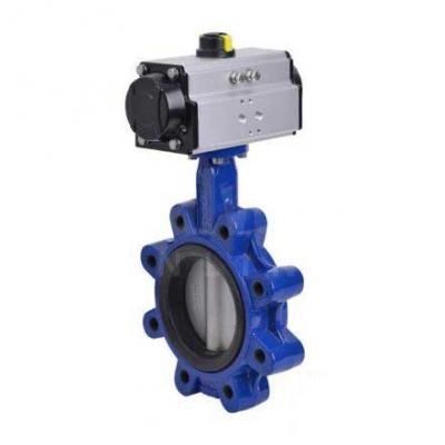 Valve Select - Pneumatic Actuated Butterfly Valves