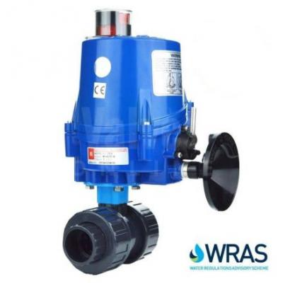 VS - PVC Electric Actuated Ball Valves