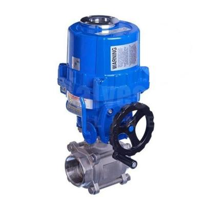 VS - Stainless Steel Electric Actuated Ball Valves