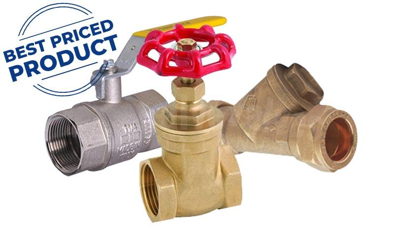LOW COST MANUAL VALVES