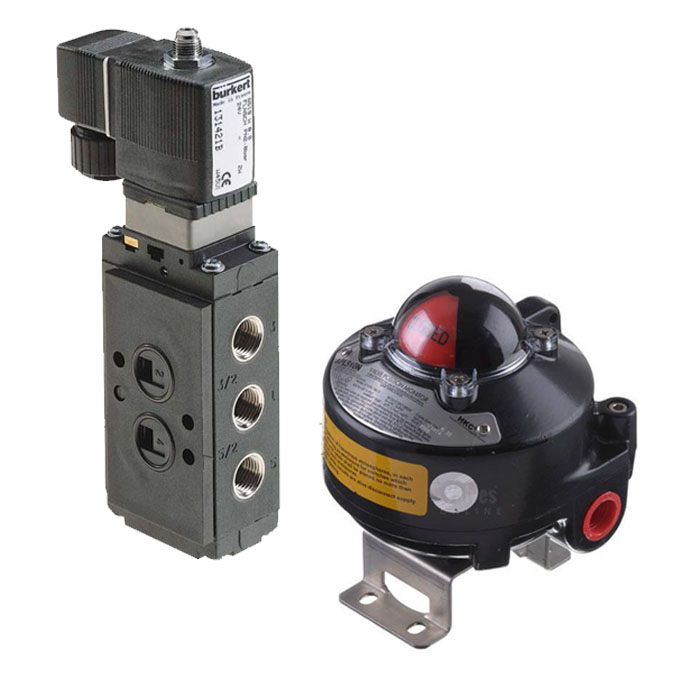 Actuators and Accessories