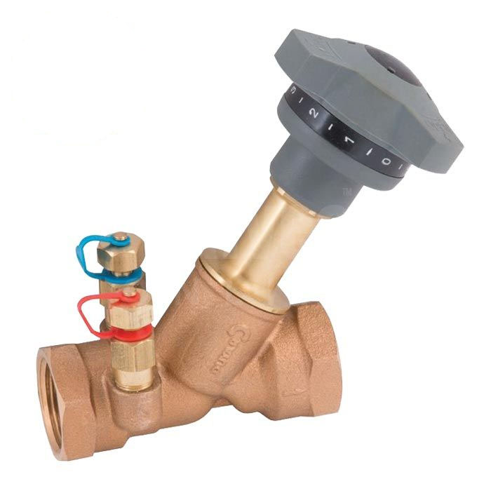 Economy Fixed Orifice Double Regulating Valve