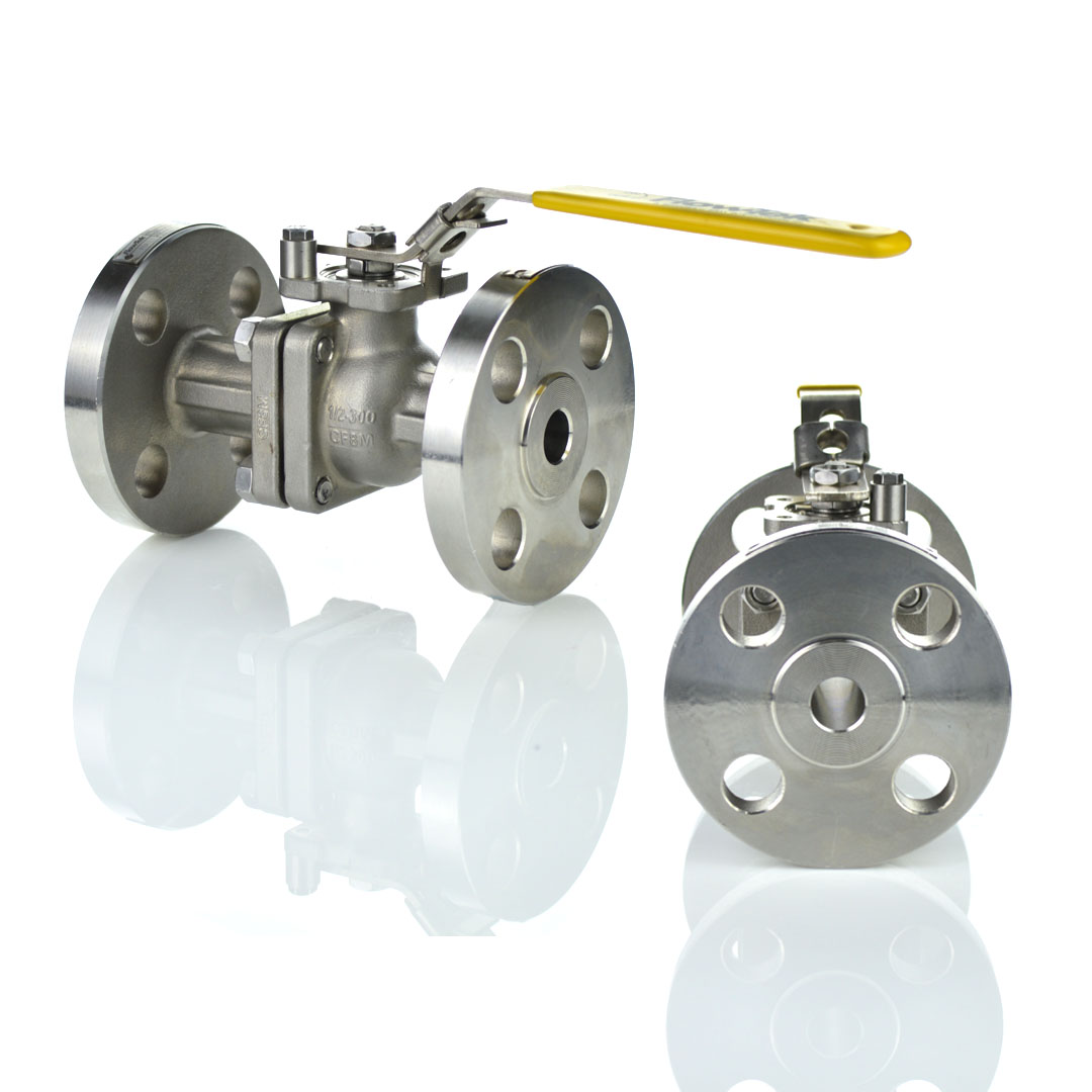 Class 300 Bray F30 Stainless Steel Ball valve