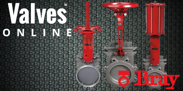 Valves Online Focus on our Bray/VAAS Knife Gate Valves