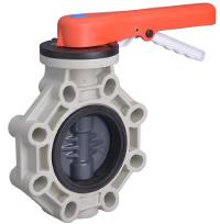 Cepex butterfly valve