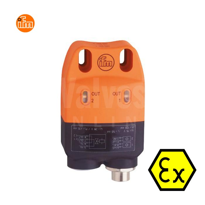 IFM NN505A ATEX Inductive Sensor Kit with Actuator Interface Connection